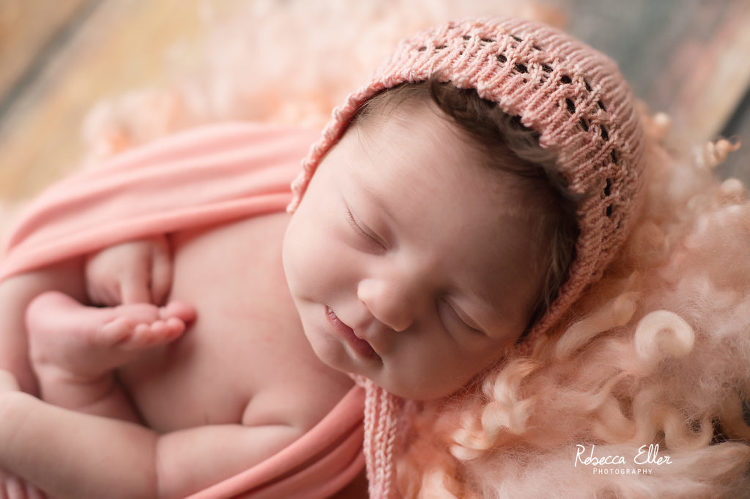 She came in for our dainty newborn package and she was perfect for it too bad the session is only 35 minutes long because i know i could have kept posing